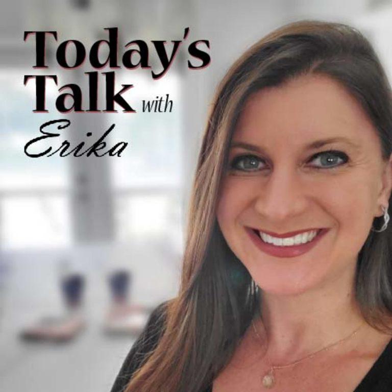 Today's Talk with Erika Melinda DeSeta Interview